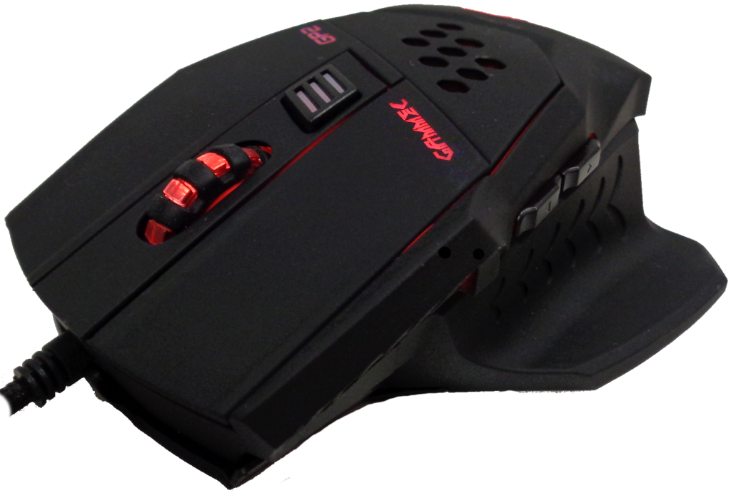 Gammec Gp2 Gaming Mouse With 6 Buttons