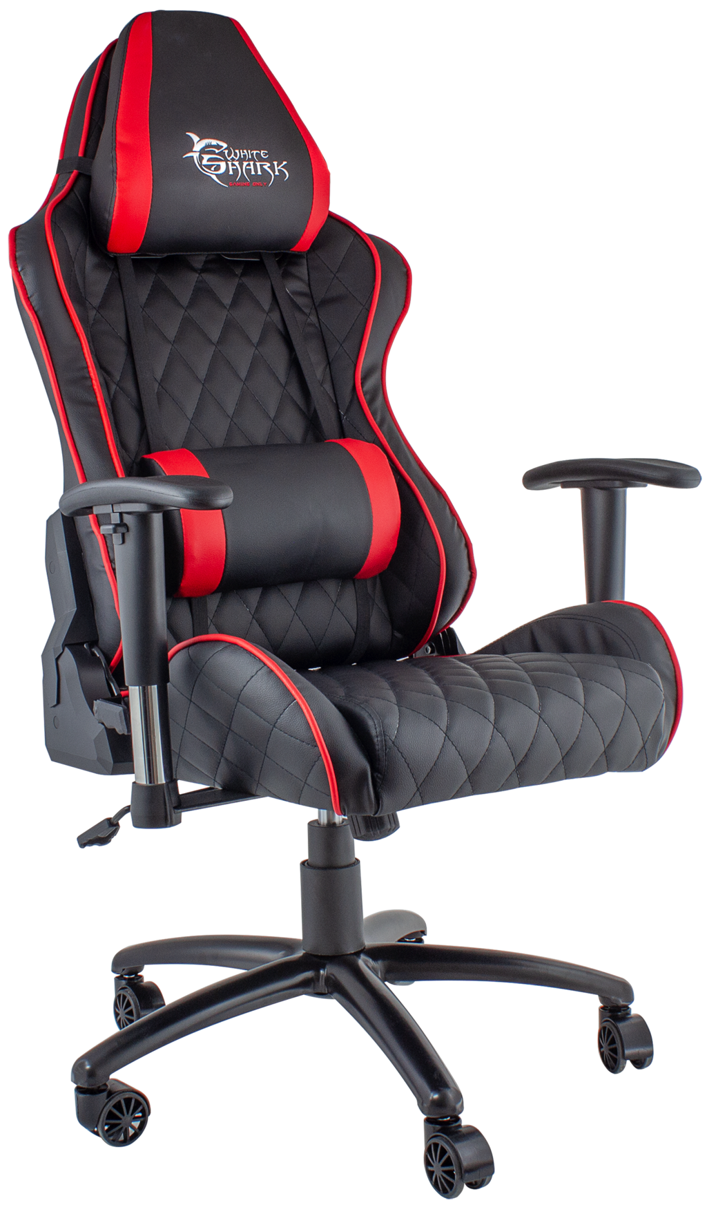 Admirable White Shark Gaming Chair Pro Racer Black Red Machost Co Dining Chair Design Ideas Machostcouk