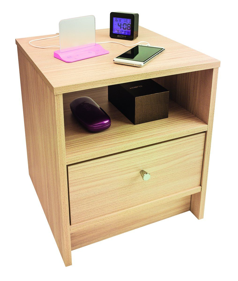 Table Lamp Drawing Night Stands