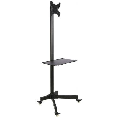 TECHLY TROLLEY FLOOR STAND/SUPPORT 19