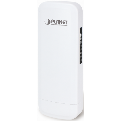 PLANET 300MBPS 802.11N, 2.4GHZ OUTDOOR WIRELESS CPE BUILT-IN