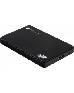 "TECHLY HDD/SSD EXTERNAL ENCLOSURE USB 3.1 SATA 2.5"" SUPERSPD"