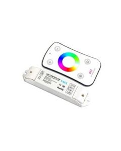 INTEGRAL RECEIVER WITH REMOTE TOUCH RGB - 12-24V
