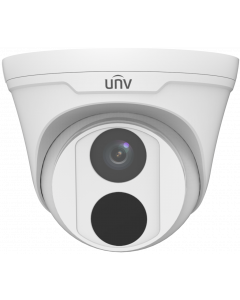 UNIVIEW EASY 4MP IR FIXED TURRET CAMERA 2.8MM