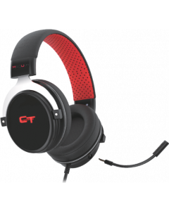 CTESPORTS GAMING HEADSET MODULAR WITH 3 MODULAR CABLES
