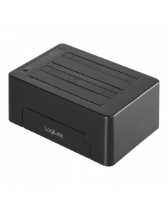 "LOGILINK QUICKPORT USB 3.1 GEN2 TO 2-BAY 2,5/3,5"" HDD/SSD"