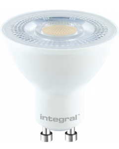 INTEGRAL GU10 LED SPOT 4.7W (50W) 2700K 3900LM NON-DIMMABLE