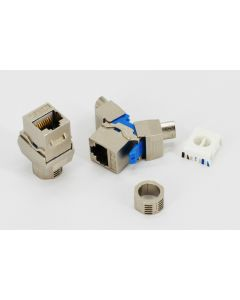 CAT8.1 KEYSTONE TOOLLESS CONNECTOR