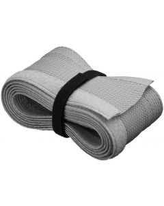 WIRESLEEVE/CABLE FLEX WRAP - 40MMx1800MM - GREY