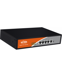 WITEK WIRELESS ACCESS POINT CONTROLLER WITH 5 GIGABIT POE PORTS
