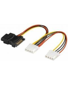 Y CABLE FOR SATA TO MOLEX POWER