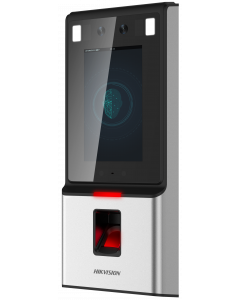 HIKVISION FACE RECOGNITION TERMINAL WITH FINGERPRINT