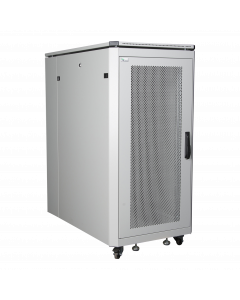 LOGON 22U W=600mm D=1000mm H=1164mm SERVER LINE WHITE