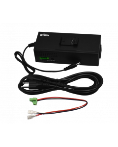WITEK 2GE PORTS UPS NO-BREAK POE INJECTOR