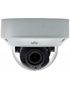 UNIVIEW 8 MEGAPIXEL 2.8-12MM LENS OUTDOOR DOME IP CAMERA