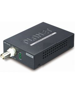 PLANET 1-PORT 10/100 TP POE OVER COAX EXTENDER - UP TO 1KM