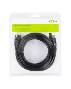 DISPLAYPORT CABLE MALE TO MALE BLISTER - 3M