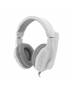 WHITE SHARK HEADSET GHS-1641 PANTHER WHITE/SILVER
