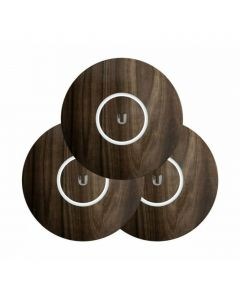 UBIQUITI WOOD DESIGN CASING NANOHD 3-PACK - nHD-cover-Wood3