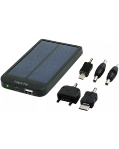 LOGILINK SOLAR POWER CHARGER PACK