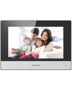 "HIKVISION 7"" TOUCH-SCREEN INDOOR STATION 1024*600 WIFI"