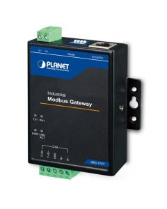 PLANET INDUSTRIAL 1-PORT RS422/485 SERIAL TO ETHERNET MODBUC