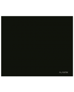 ALANTIK MOUSEPAD 260x220x2mm - BLACK
