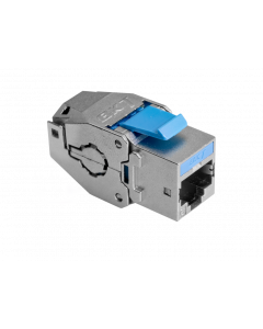BKT KEYSTONE RJ45 SHIELDED CAT6 TOOL-FREE