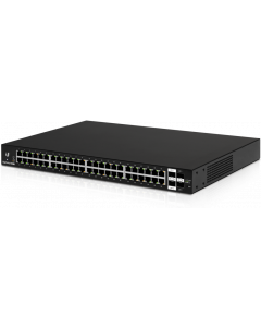 UBIQUITI EDGESWITCH 48-PORT GIGABIT + 4-PORT SFP/SFP+ ETHERNET SWITCH