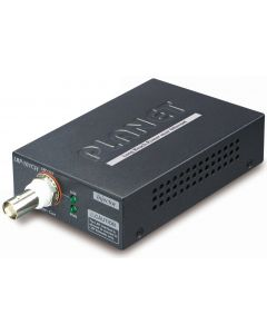 PLANET 1-PORT LONG REACH POE OVER COAX INJECTOR