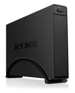 "ICY BOX IB-366StU3+B - 3.5"" SATA TO USB 3.0 - BLACK - EASYSW"