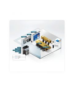 ATEN CONTROL SYSTEM: CONTROLLER + SOFTWARE + 2 LICENSES