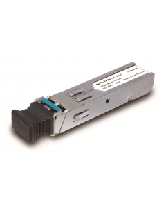 PLANET SINGLE-MODE 20KM 100Mbps SFP FIBER TRANSCEIVER
