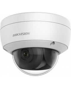 HIKVISION 2 MEGAPIXEL 2.8MM LENS OUTDOOR ACUSENSE DOME IP CAMERA