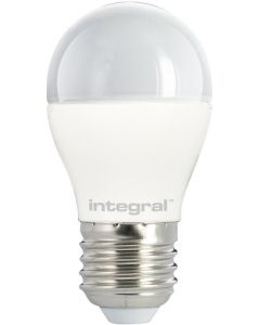 MINI GLOBE 5.5W (40W) 2700K 470LM E27 NON-DIMMABLE FROSTED L