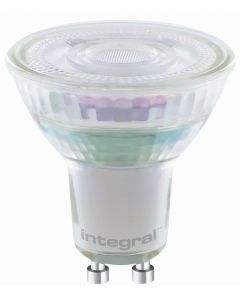 INTEGRAL GU10 LED SPOT DIMMABLE 4.6W (50W) - 380LM - 2700K