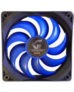 GAMMEC BLUE CASE FAN  - 12CM
