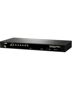 ATEN 8-PORT PS2/ VGA KVM SWITCH