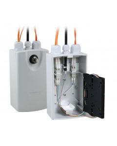LOGON FIBER MICRO SPLICE DISTRIBUTOR HOUSING IP54