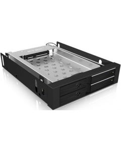 "ICY BOX IB-2227Sts MOBILE RACK 2xSATA 2.5"" TRAYLESS"