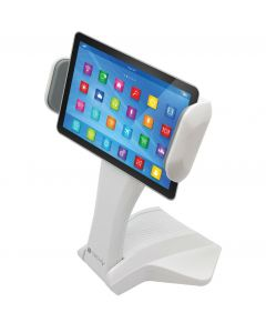 """TECHLY TABLE/DESK STAND FOR SMARTPHONE AND TABLET UP TO 15"""""""