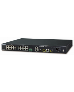 PLANET 8-PORT VDSL2 SNMP MANAGED SWITCH+2-PORT GIGABIT COMBO