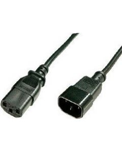 POWER CABLE 3 M/F EXTENSION - C13/C14