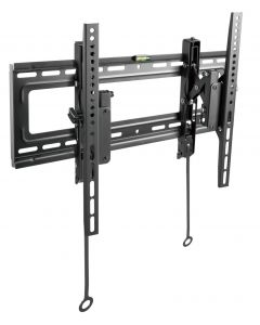 "TECHLY TILT LED/LCD WALL MOUNT EXTENSION 37-80"" 70KG BLACK"