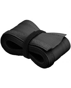 WIRESLEEVE/CABLE FLEX WRAP - 40MMx1800MM - BLACK