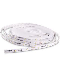 FLEXIBLE LED STRIP - 24V - 11.28WATT PER METER - WARM WHITE