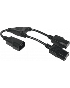 POWER CABLE 1.8 M/F EXTENSION - C13/C14
