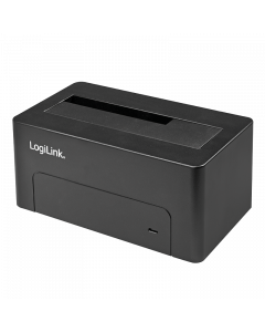"LOGILINK QUICKPORT USB 3.0 TO SATA 2,5/3,5"" HDD/SSD, BLACK"