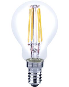 MINI GLOBE FULL GLASS OMNI-LAMP 4W (36W) 2700K 420LM E14 NON