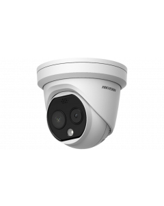 HIKVISION FEVER SCREENING THERMOGRAPHIC TURRET CAMERA 3MM LENS